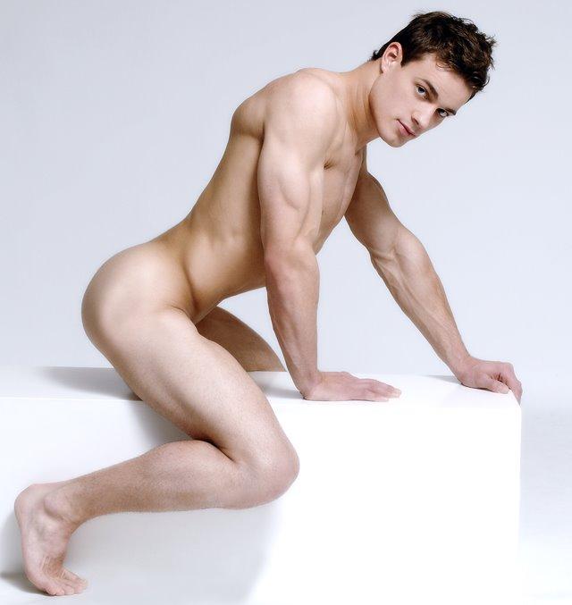 Catálogo de fabricantes de Modelo Masculino Desnudo